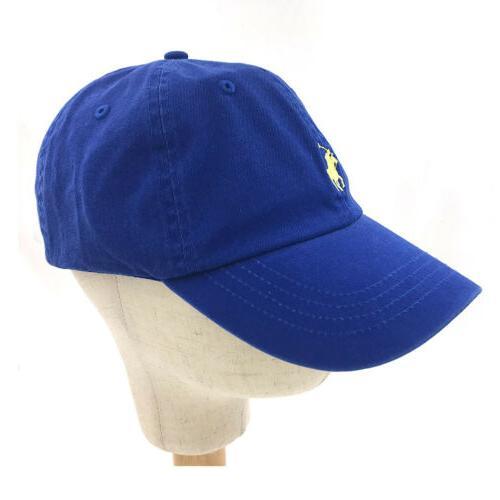 Polo Classic RL Small Embroidery Pony Baseball Mens Womens Adjustable