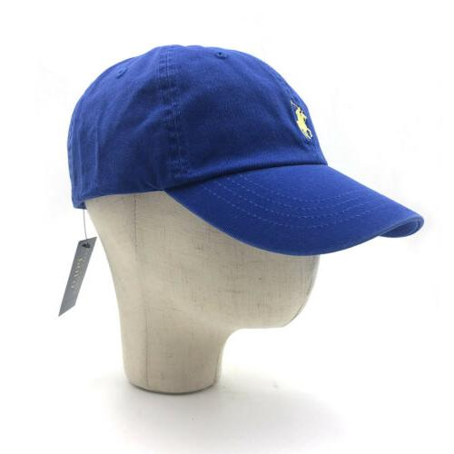 polo classic rl small embroidery pony baseball