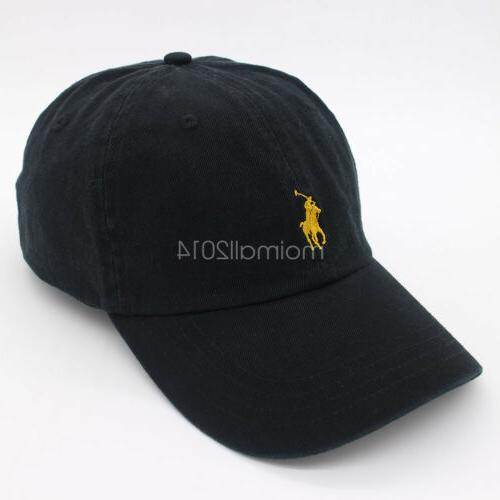 Polo Baseball Mens Womens Hat Sport Classic
