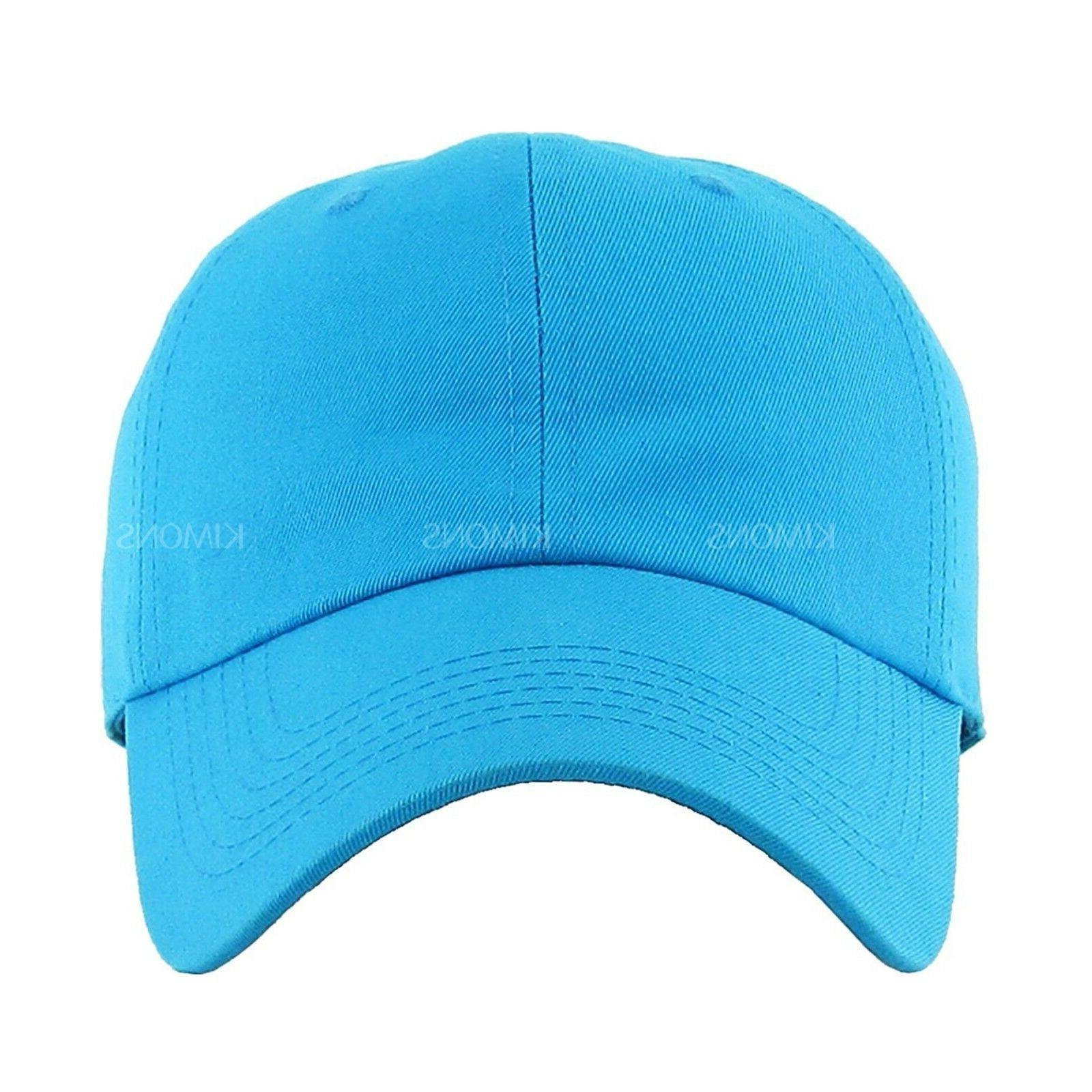 Polo Baseball Cap Ball Adjustable Washed Men