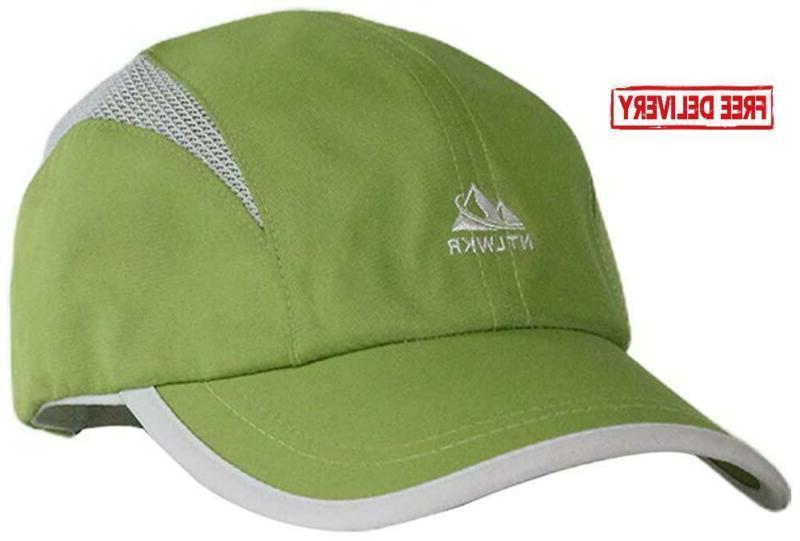 quick drying baseball cap sun hats mesh