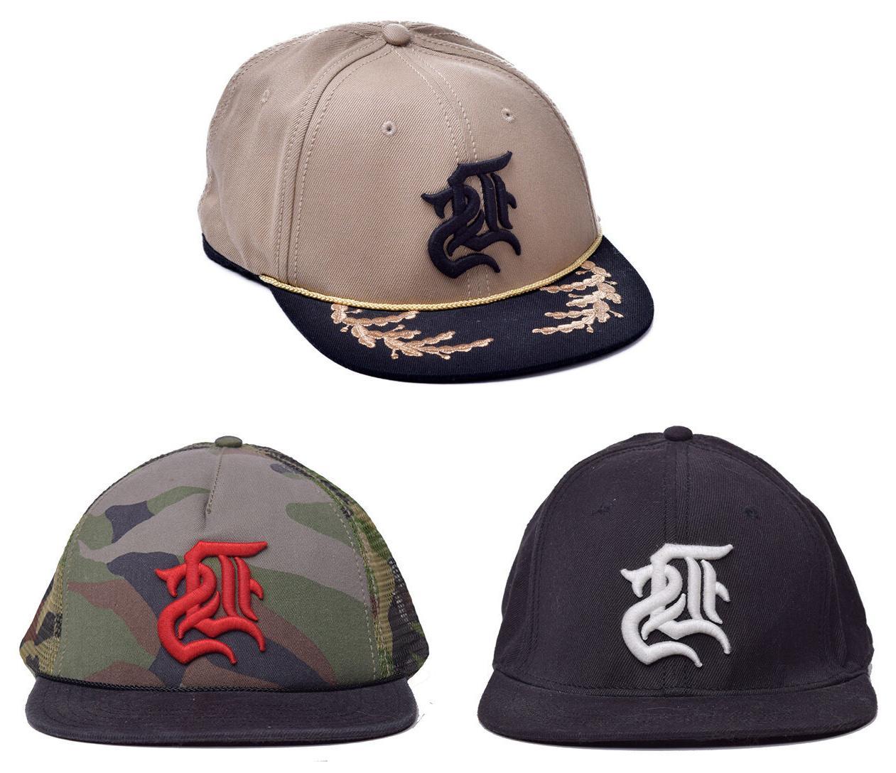 Ralph Lauren Denim & Supply Men's DS Baseball Snapback Hat O