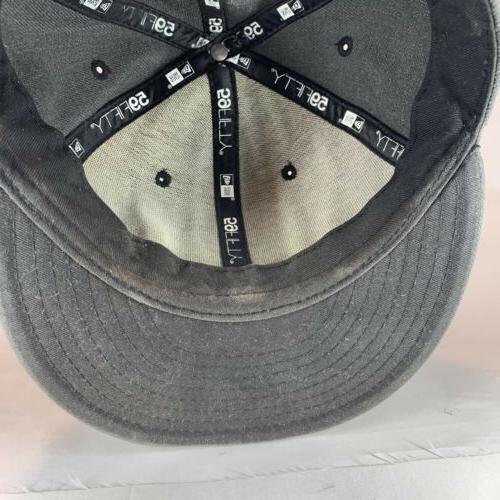 Seattle Size Hat Cap Gray Hat.