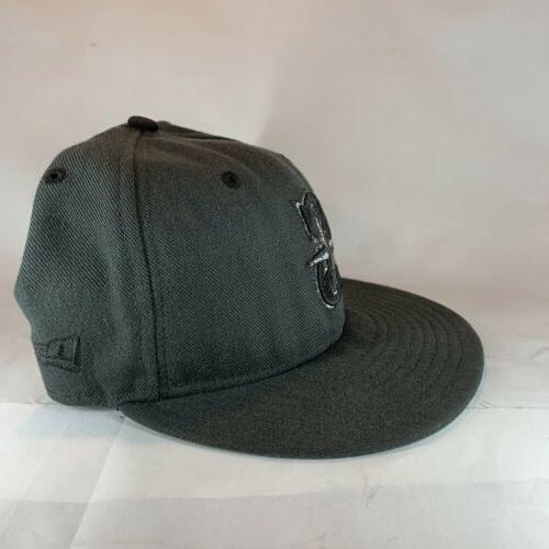 Seattle Mariners New Hat Cap MLB Baseball Gray Hat.