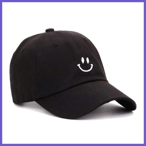Smiling Sun Fishing Hat For Men Women Teens