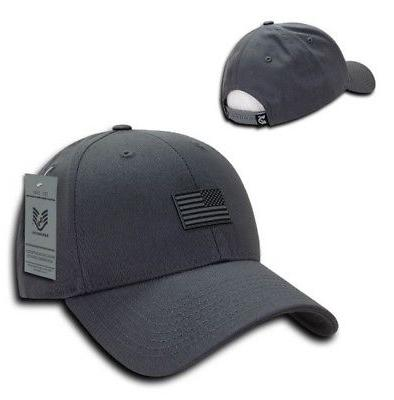 Rapid Dominance Structured USA Cap Hat Options