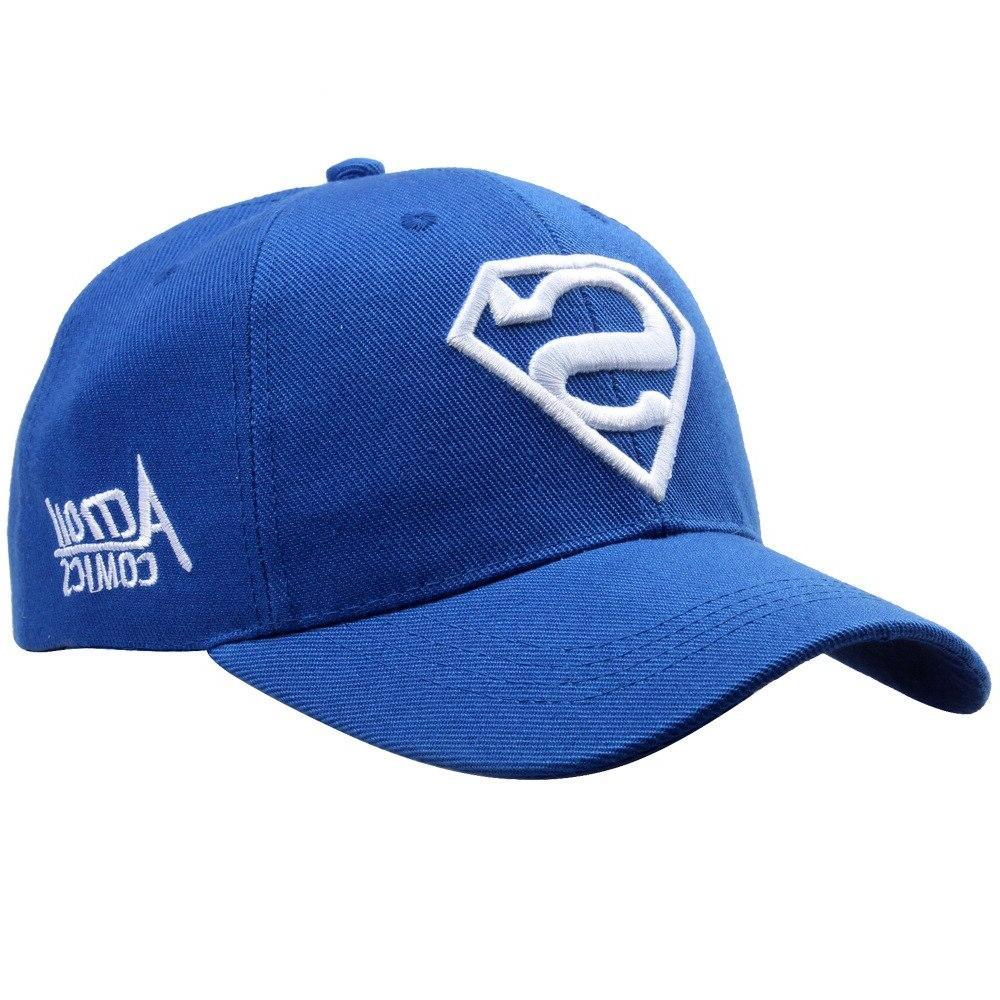 Superman Baseball Adult Gorras Hombre Bone Snapback <font><b>Hat</b></font> Women <font><b>Trucker</b></font> <font><b>Hat</b></font> Gift Casquettes