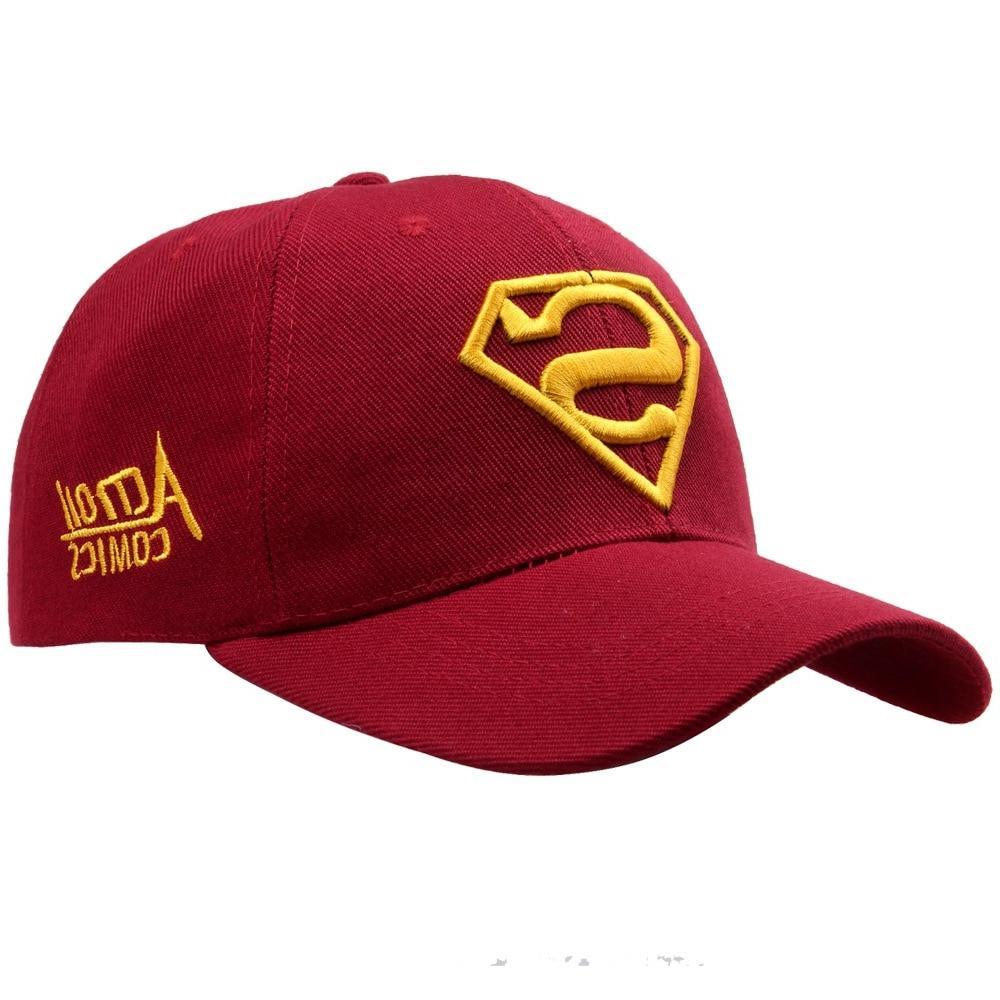 Superman Baseball For Adult Hombre Bone Snapback Women <font><b>Trucker</b></font> Gift Homme
