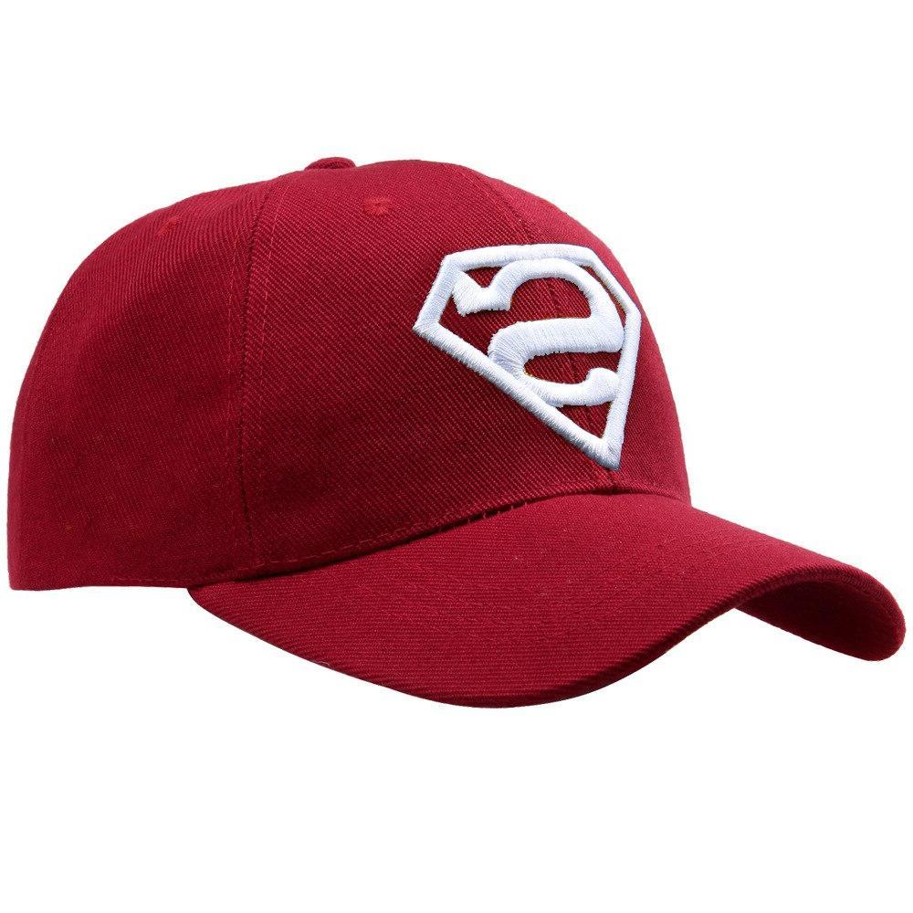 Superman Baseball Adult Snapback <font><b>Hat</b></font> Women Golf <font><b>Trucker</b></font> <font><b>Hat</b></font> Gift Homme