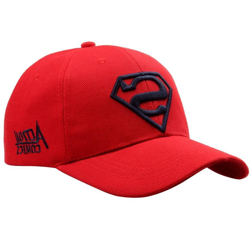 Superman Baseball Cap For Adult Gorras Snapback Women <font><b>Trucker</b></font> Gift