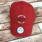 Texas Tech Red Raiders Under Armour Red Baseball Cap Hat Wom