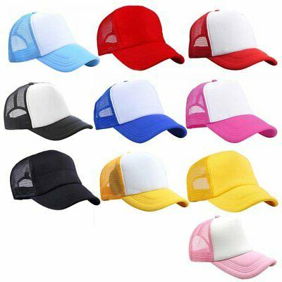 Toddler Baby Boys Girls Summer Hat Kids Baseball Hat Caps Su