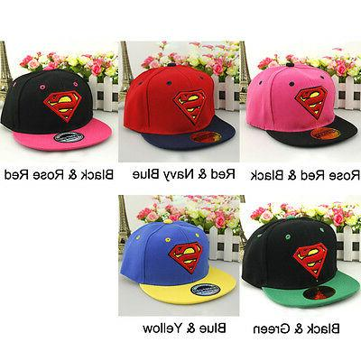 Toddler Baseball Snapback Hip-hop Outdoor Hat