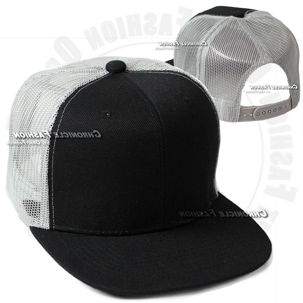 Trucker Hat Cap Snapback Hop Mens