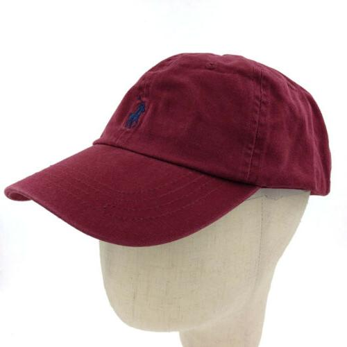 Unisex Polo Caps Baseball Golf