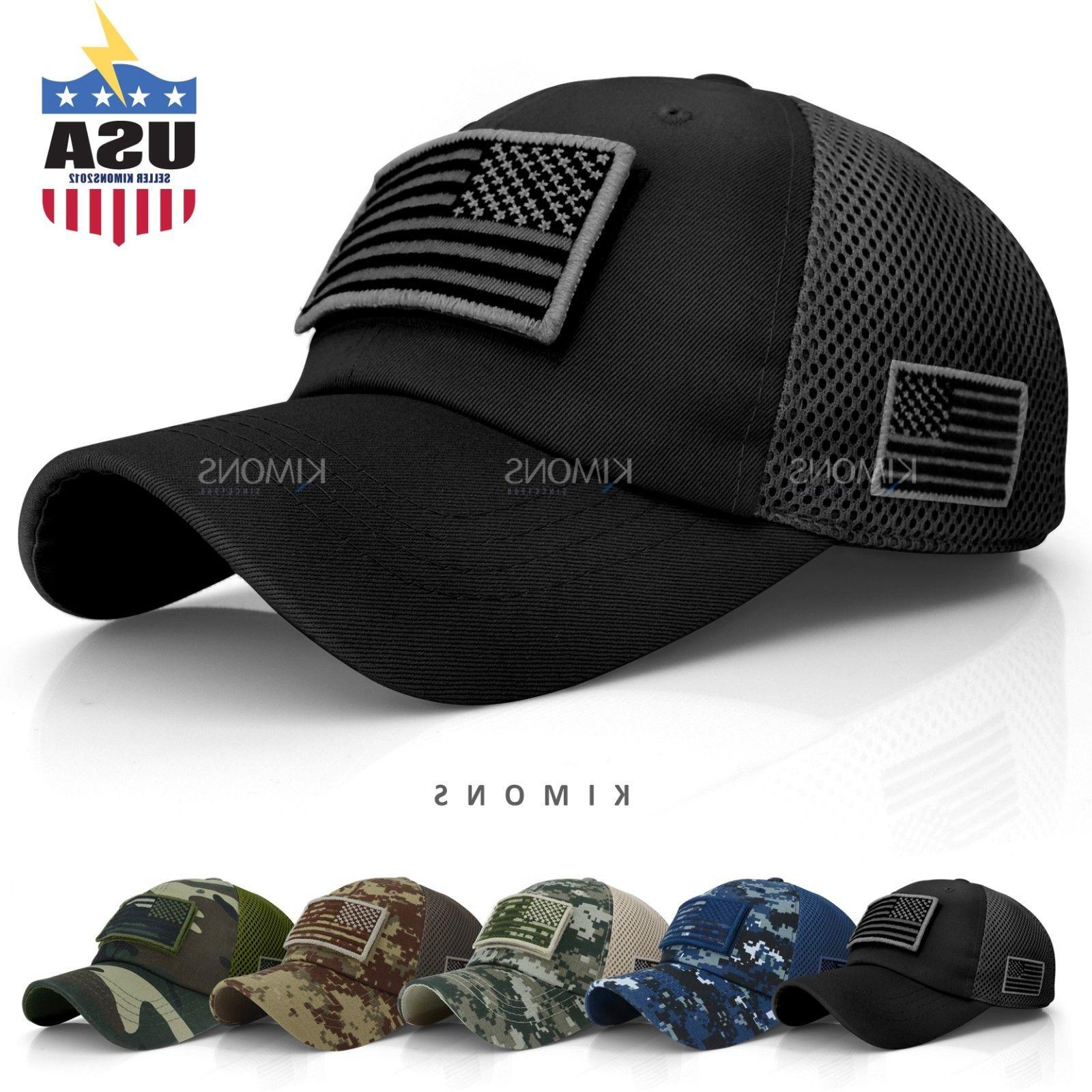 USA American Military Army cap Cotton