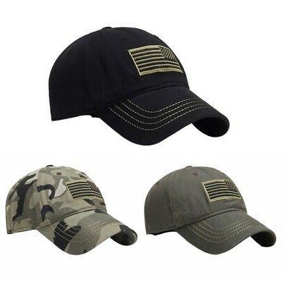 Men Women Flag Patch Hat Outdoor Sports Hats Unisex Caps Sna