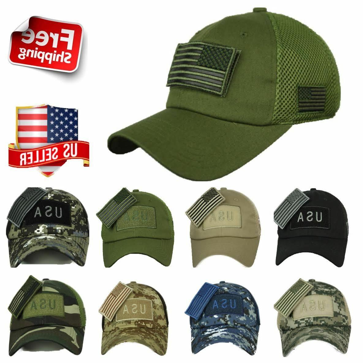 USA American US Tactical Hat