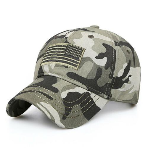 USA Baseball Mesh Tactical Operator Army Hat