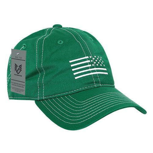 Rapid USA Embroidered Baseball Caps Unisex