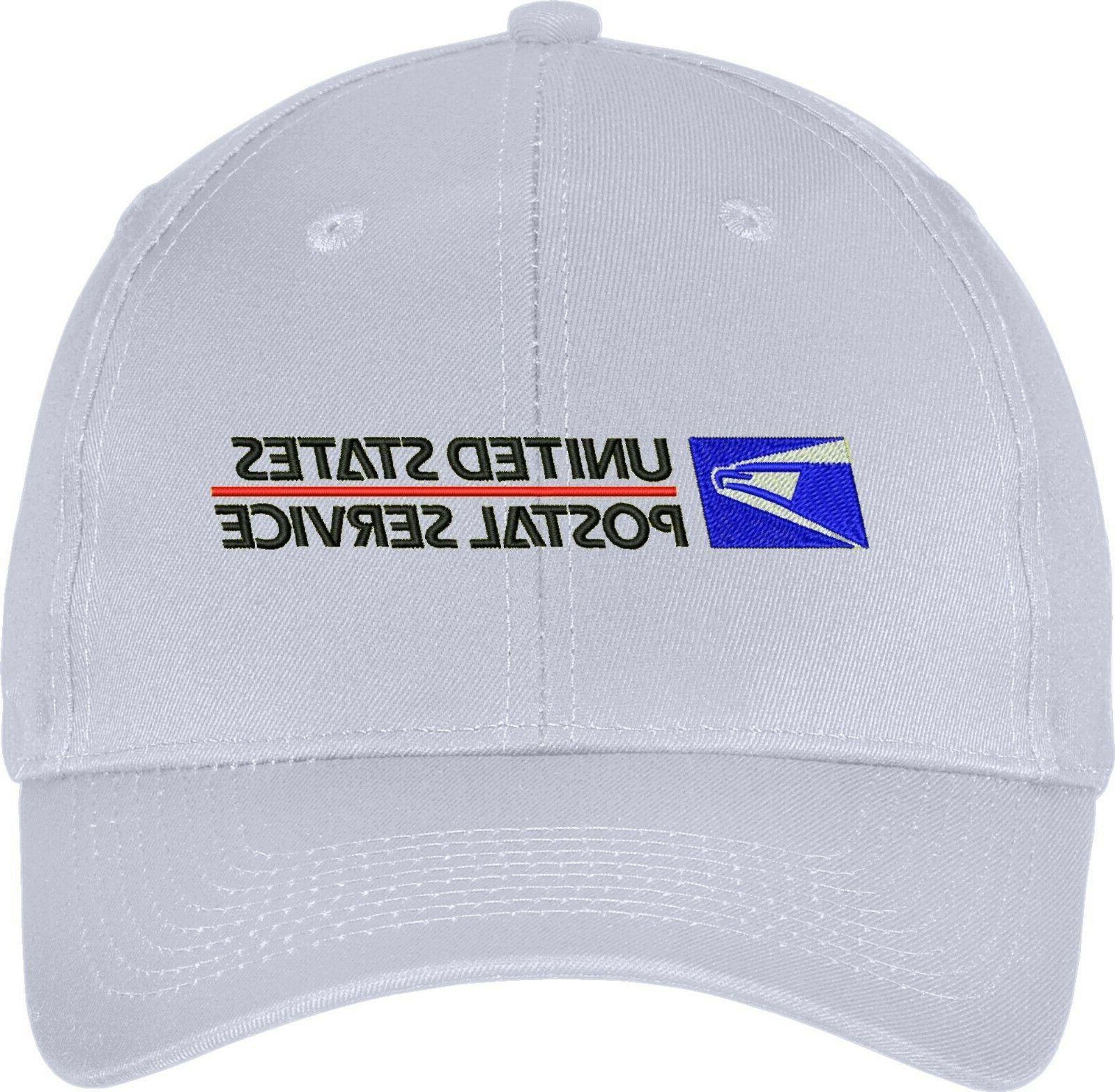 USPS Post Office Hat Baseball - Embroidered