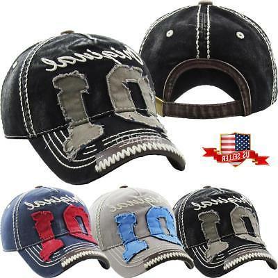 Vintage Distressed Hat Baseball Cap - ORIGINAL 01 - KBETHOS