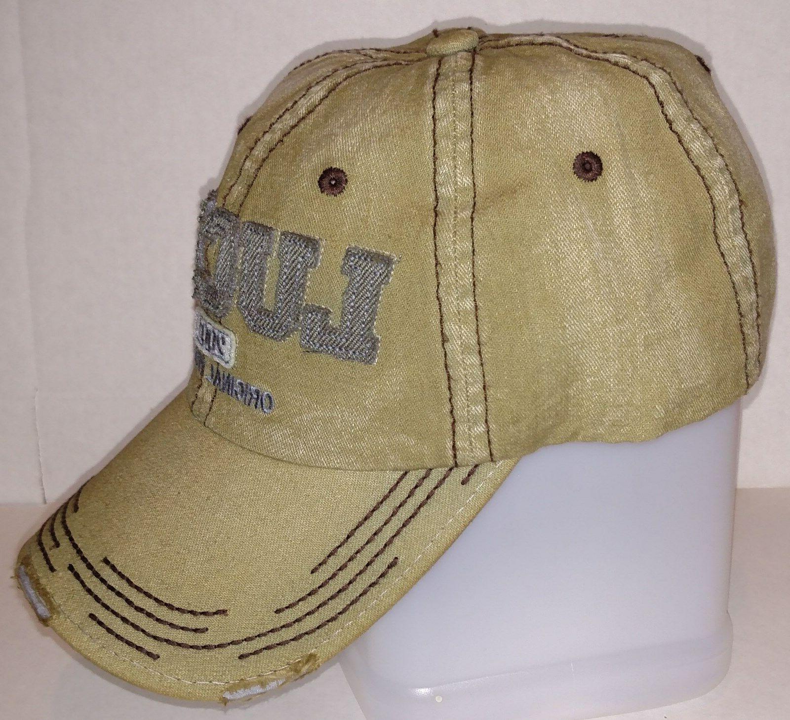 KBETHOS Distressed Washed Baseball Cap