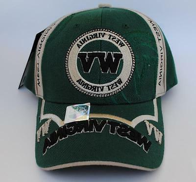 WEST VIRGINIA Baseball Hat One by CITY