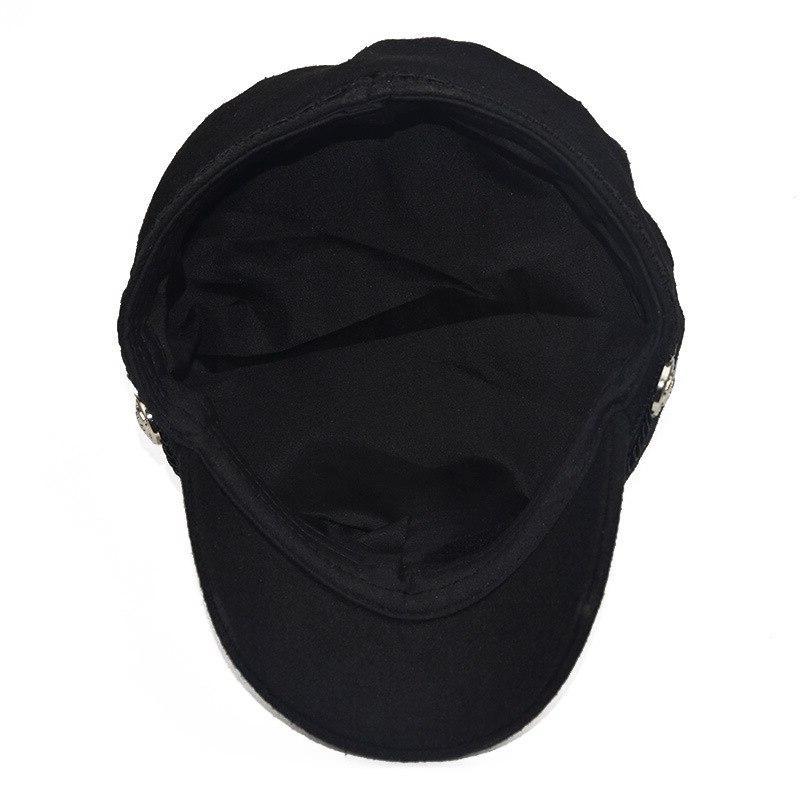 Winter <font><b>Baseball</b></font> <font><b>Cap</b></font> Women French Wool Boy Hat Hats <font><b>Baseball</b></font> Hats Black Visor Hat 2019 Casquette