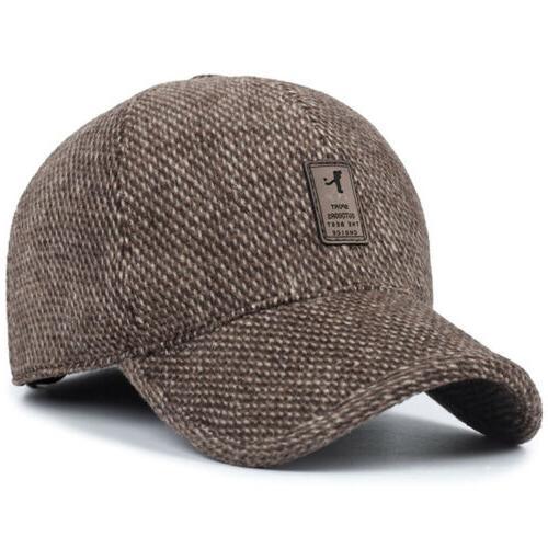 Winter Cap Thick Hats Ear Protectors