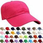Falari Women's Baseball Cap Hat 100% Cotton Adjustable Size