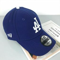 New Era LA Dodgers 9Forty Adjustable Blue A-Flex Hat | Baseb