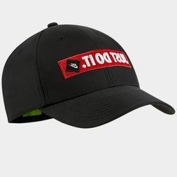 Nike Legacy 91 Hat JDI Baseball Cap Snapback One Size Black