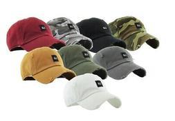 Lit Label Dad Hat Vintage Adjustable Baseball Cap - KBETHOS
