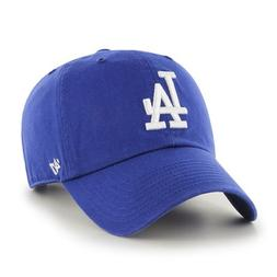 Los Angeles Dodgers Cleanup Adjustable Hat by '47 Brand