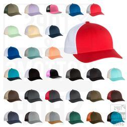 Richardson Low Profile Trucker Baseball Cap Meshback Hat Sna
