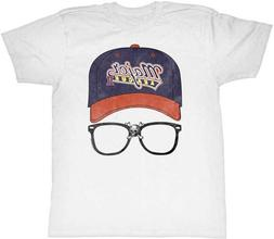 Major League ll Movie Ricky Vaughn Baseball Hat & Glasses Ad