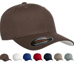 Flexfit Men's Athletic Baseball Fitted Cap, Flex Fit, Twill