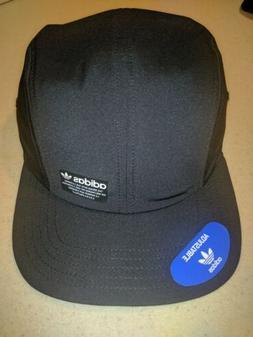 Adidas Men's Athletic Black Adjustable Baseball Hat Trainer