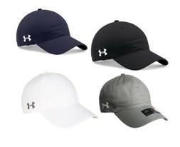 Under Armour Men's Baseball Cap Chino Relaxed Sport Hat Golf