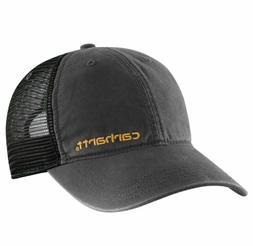 7bc70830d2376 Carhartt Men s Brandt Hat Washed Black S..