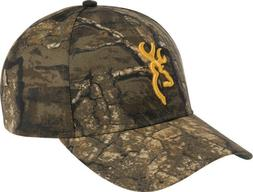 Browning Men's Rimfire Cap Realtree Timber Camo Baseball Hat