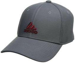 Adidas Men's Rucker Stretch Fit Hat Athletic Baseball Cap Gr