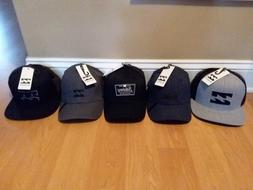 Billabong Mens'  Baseball Cap/Hat Many Styles & Colors  MSRP