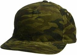 Goorin Bros Mens Baseball Hat Cap Camouflage Camo Corduroy O