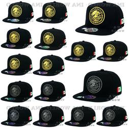 MEXICAN hat MEXICO Federal Logo State Snapback Flat bill Bas
