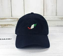 Mexico Lindo Map Dad Hat Embroidered Baseball Cap Curved Bil