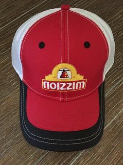 MISSION Trucker Hat Baseball Cap Adjustable NEW ~ FREE Shipp