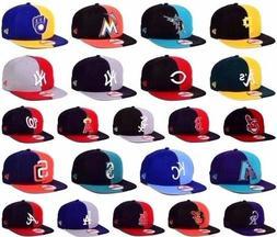 New Era MLB Authentic 9FIFTY Snapback Splitem Adjustable Fit