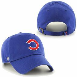 MLB Chicago Cubs Kid's Clean Up Cap, One Size, Royal